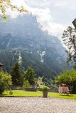 Grindelwald - Switzerland. Jungfrau, panorama. Royalty Free Stock Photos