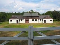Picturesque Horse Barn #2 Stock Photo