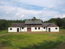 Picturesque Horse Barn Stock Photos