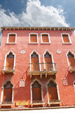 Picturesque house in Venice, Italy Royalty Free Stock Photos