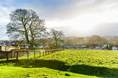 Picturesque irish landscape Royalty Free Stock Images