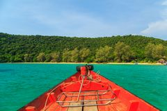 Picturesque island of Koh Rong Samloem.