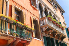Picturesque Italian house Royalty Free Stock Images