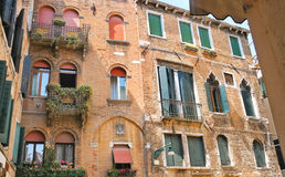 Picturesque Italian house Royalty Free Stock Photography