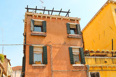 Picturesque Italian house Stock Photo