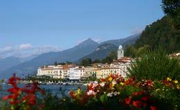 The picturesque Italian lakeside town of Bellagio Stock Photo