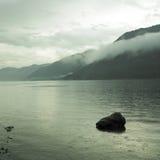 Picturesque lake Stock Photos