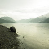 Picturesque lake Royalty Free Stock Photos