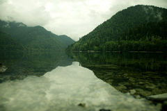 Picturesque lake Royalty Free Stock Photography