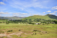 The picturesque lake District Royalty Free Stock Images