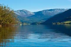 The beautiful lake Stock Photo