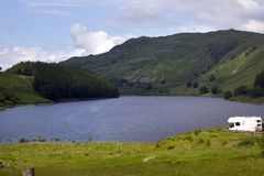 Picturesque Lakeland - Haweswater Stock Photo