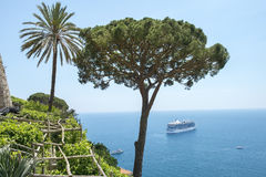 Picturesque landscape Amalfi, Gulf of Salerno, Italy Stock Photo