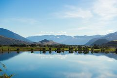 Picturesque landscape Royalty Free Stock Photos