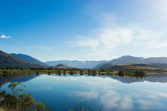 Picturesque landscape Royalty Free Stock Images