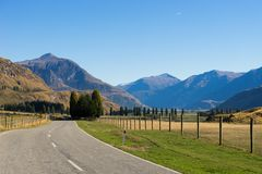 Picturesque landscape Stock Photography