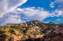 Picturesque landscapes of Arizona. Journey through the US Reserves Royalty Free Stock Images