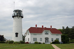 Picturesque lighthouse Royalty Free Stock Image