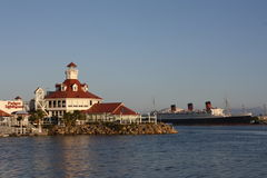 Picturesque Long Beach Royalty Free Stock Photo