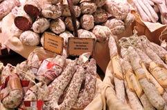 Picturesque market of La Baule in Loire Atlantique Royalty Free Stock Image