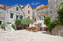 Picturesque mediterranean architecture Royalty Free Stock Photography