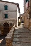 Picturesque nook of Tuscany Stock Photography