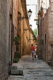 Picturesque nook of Tuscany Royalty Free Stock Photography
