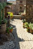 Picturesque nook of Tuscany Royalty Free Stock Photos