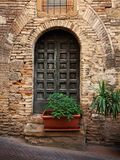 Picturesque nook of Tuscany Royalty Free Stock Images