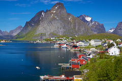 Picturesque Norway Stock Photography