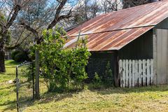 Picturesque old outbuilding Stock Photography