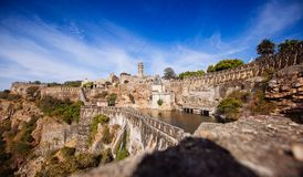 Free Picturesque Panorama Of Cittorgarh Fort, India Royalty Free Stock Photo - 99846195