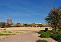 Picturesque park Phoenix Stock Image