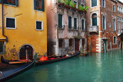 Picturesque places of romantic Venice Royalty Free Stock Photography