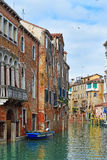 Picturesque places of romantic Venice Royalty Free Stock Images