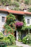 Picturesque porch Royalty Free Stock Photos