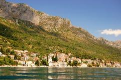 Free Picturesque Scenic View Of Adriatic Beach In Brist Stock Photo - 20612250
