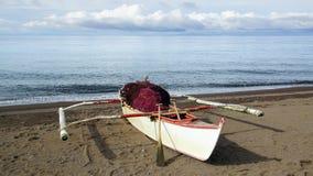 Bangka at Camiguin Island, Philippines Stock Photography
