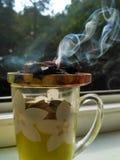 Colorful Smoke royalty free stock photography