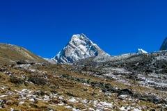 Himalaya mountains and rocks Stock Images