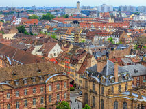 Picturesque Strasbourg Royalty Free Stock Images