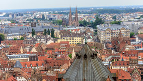 Picturesque Strasbourg Stock Photography