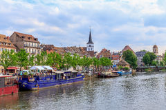 Picturesque Strasbourg Royalty Free Stock Image