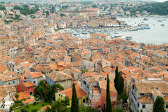 The picturesque town of Rovinj Royalty Free Stock Image