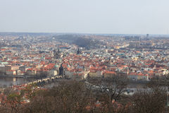 Picturesque view of Prague Stock Image