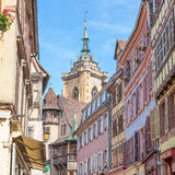 Picturesque village Alsatian of Colmar, France Royalty Free Stock Images