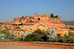 Picturesque village inFrance Royalty Free Stock Photos