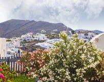 Picturesque village landscape Stock Photo