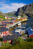 Nusfjord Stock Image