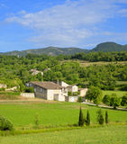 Picturesque village in Provence Royalty Free Stock Images